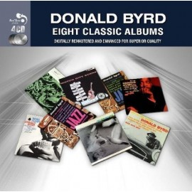 BYRD Donald : CDx4 Eight Classic Albums