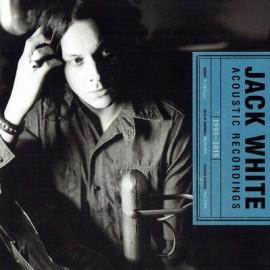 JACK WHITE : CDx2 Acoustic Recordings 1998-2016