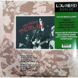 LOU REED : LP Berlin