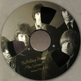 "ROLLING STONES (the) : 10""LP The Sessions Vol 5 Of 6"