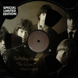 "ROLLING STONES (the) : 10""LP Picture The Sessions Vol 5 Of 6"