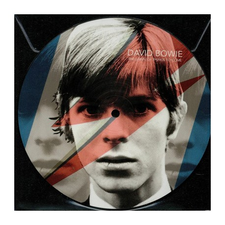 BOWIE David : Picture The Shape Of Things To Come