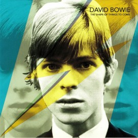 BOWIE David : The Shape Of Things To Come (yellow)