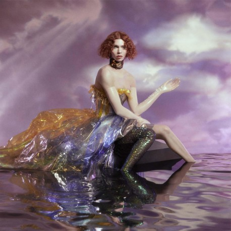 SOPHIE : LP Oil Of Every Pearl's Un-Insides
