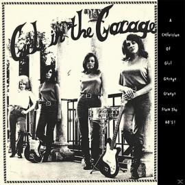 VARIOUS : LP Girls In The Garage