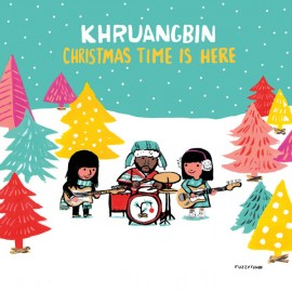 KHRUANGBIN : Christmas Time Is Here