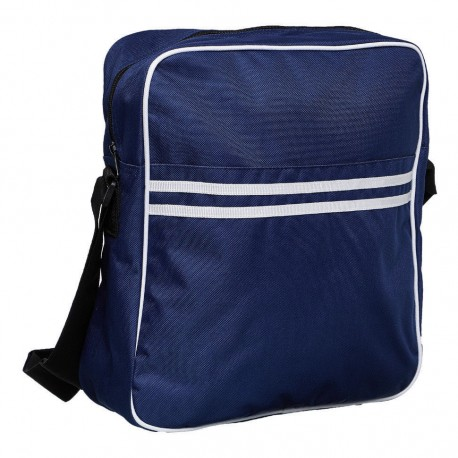 "VINYL BAG : BLUE URBAN GEAR Retro Messenger 12"" LP"