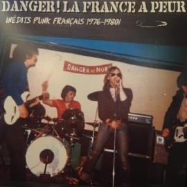 VARIOUS : LP Danger! La France A Peur!