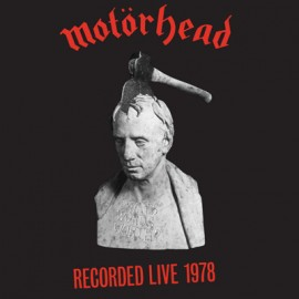 MOTORHEAD : LP What's Words Worth?