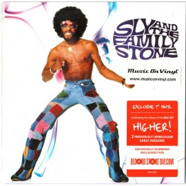 SLY AND THE FAMILY STONE : Sexy Situation
