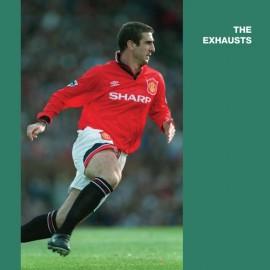 """EXHAUSTS (the) : 10""""EP Eric Cantona"""