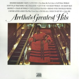 FRANKLIN Aretha : LP Aretha's Greatest Hits