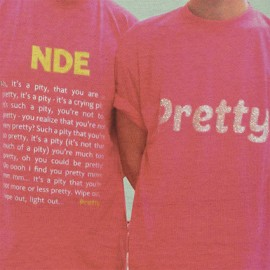 HARRY HOWARD & THE NDE : LP Pretty