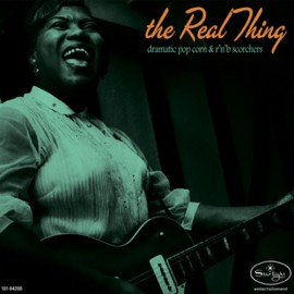 VARIOUS : LP The Real Thing