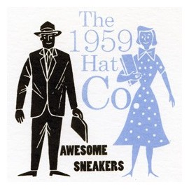 1959 HAT CO (the) : Awesome Sneakers