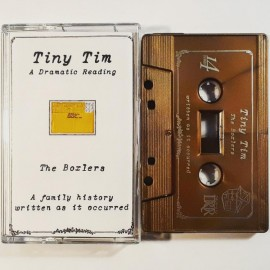 TINY TIM : K7 The Boxlers : A Family History Written As It Occured