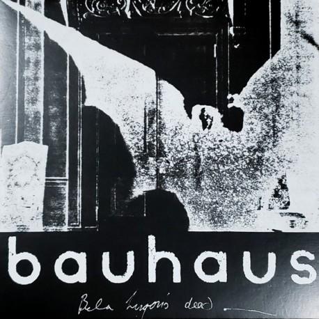 "BAUHAUS : 12""EP  Bela Lugosi's Dead - The Bela Session"