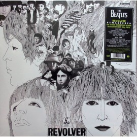 BEATLES (the) : LP Revolver
