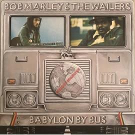 MARLEY Bob & THE WAILERS : LPx2 Babylon By Bus