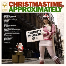 VARIOUS : CD Christmastime, Approximately