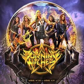 BURNING WITCHES : LPx2+CD Burning Witches + Burning Alive