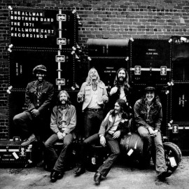 ALLMAN BROTHERS BAND (the) : LPx2 The Allman Brothers Band At Fillmore East