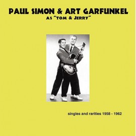 SIMON & GARFUNKEL : LP Singles And Rarities