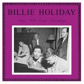 HOLIDAY Billie : LP Rare West Coast Recordings