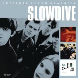SLOWDIVE : CDx3 Original Album Classics