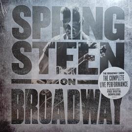 SPRINGSTEEN Bruce : LPx4 Springsteen On Broadway