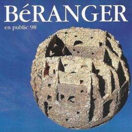 BERANGER François : CDx2 En Public 98