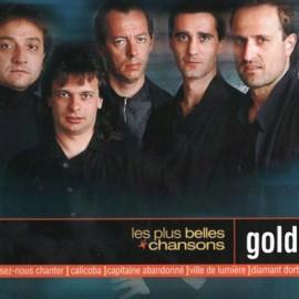 2nd HAND / OCCAS : GOLD : CD Les Plus Belles Chansons