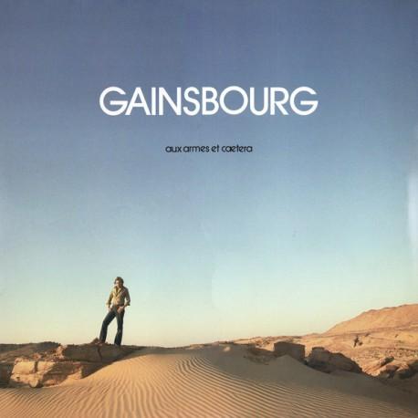 GAINSBOURG Serge : LP Aux Armes Et Cætera