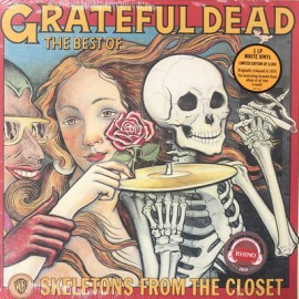 GRATEFUL DEAD : LP The Best Of The Grateful Dead : Skeletons From The Closet