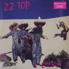 ZZ TOP : LP El Loco (Pink)