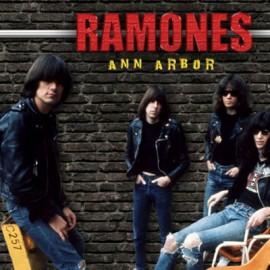 RAMONES : CD Ann Arbor
