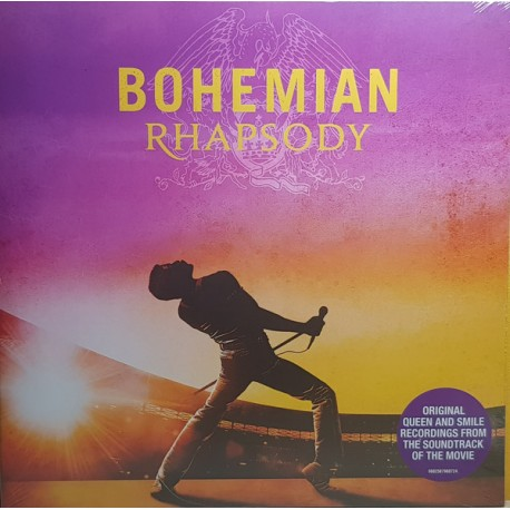 QUEEN : LPx2 Bohemian Rhapsody
