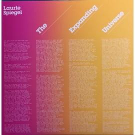 SPIEGEL Laurie : LPx3 The Expanding Universe