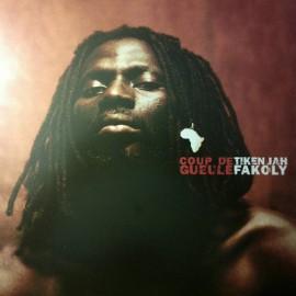 FAKOLY Tiken Jah : LP Coup De Gueule