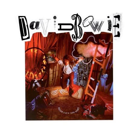 BOWIE David : LP Never Let Me Down
