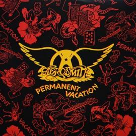 AEROSMITH : LP Permanent Vacation