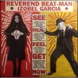 REVEREND BEAT-MAN / GARCIA Nicole Izobel : LP+CD Baile Bruja Muerto