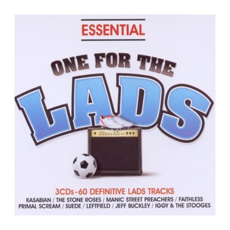 VARIOUS : CDx3 One For The Lads