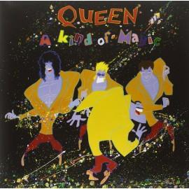 QUEEN : LP A Kind Of Magic