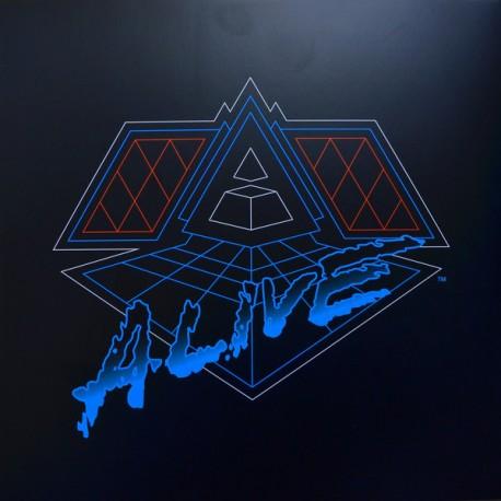 DAFT PUNK : LPx2 Alive 2007