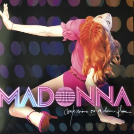 MADONNA : LPx2 Confessions On A Dance Floor