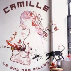 CAMILLE : LP+CD  Le Sac Des Filles