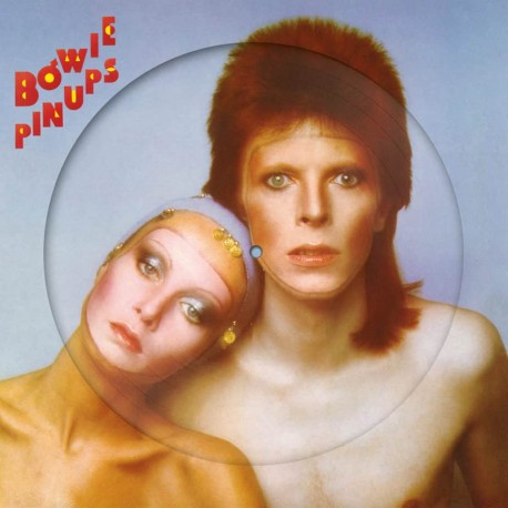 BOWIE David : LP Picture Pin Ups (2015 Remastered Version)