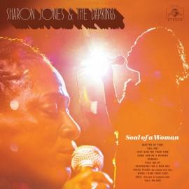 SHARON JONES AND THE DAP-KINGS : LP Soul Of A Woman
