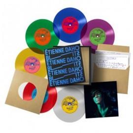 """DAHO Etienne : 7""""EPx6 Blitz Coffret 6 Vinyles Edition Collector"""
